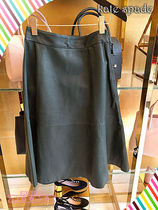 Kate spade★ MADISON AVE ALLYSON SKIRT☆上質レザースカート