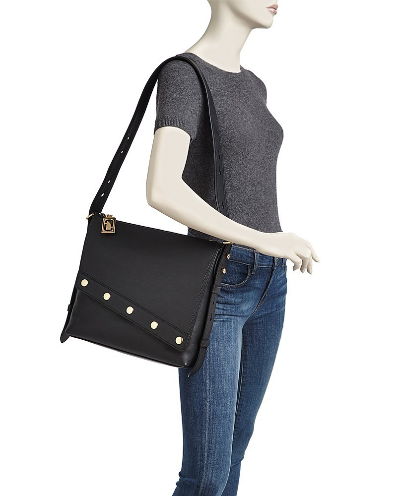 MARC JACOBS新作☆Downtown Leather Messenger
