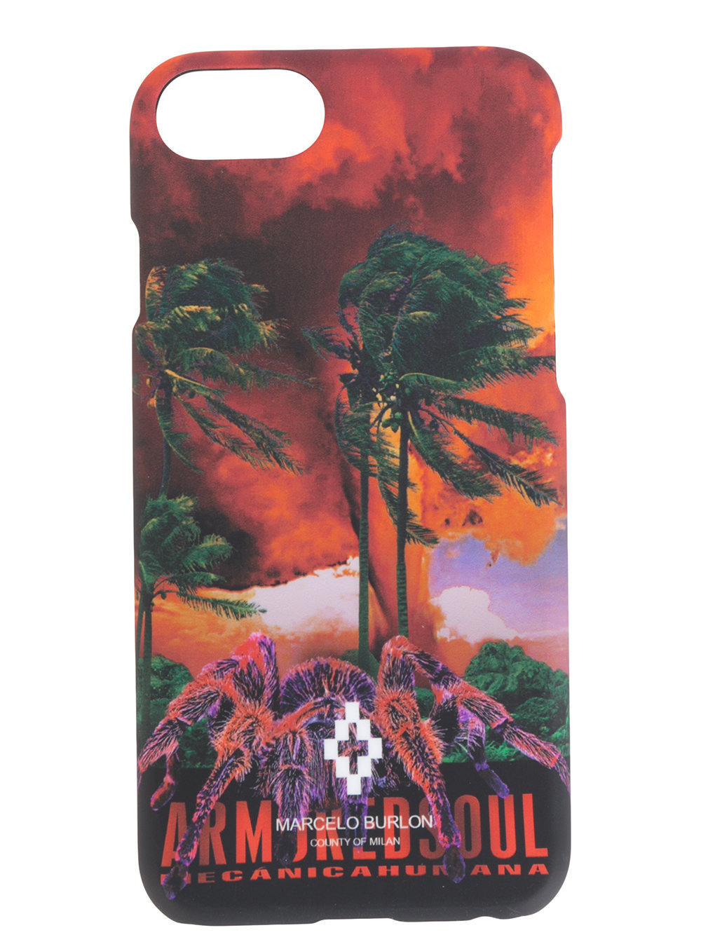 【関税送料込】MARCELO BURLON  Tecks iPhone 7 カバー