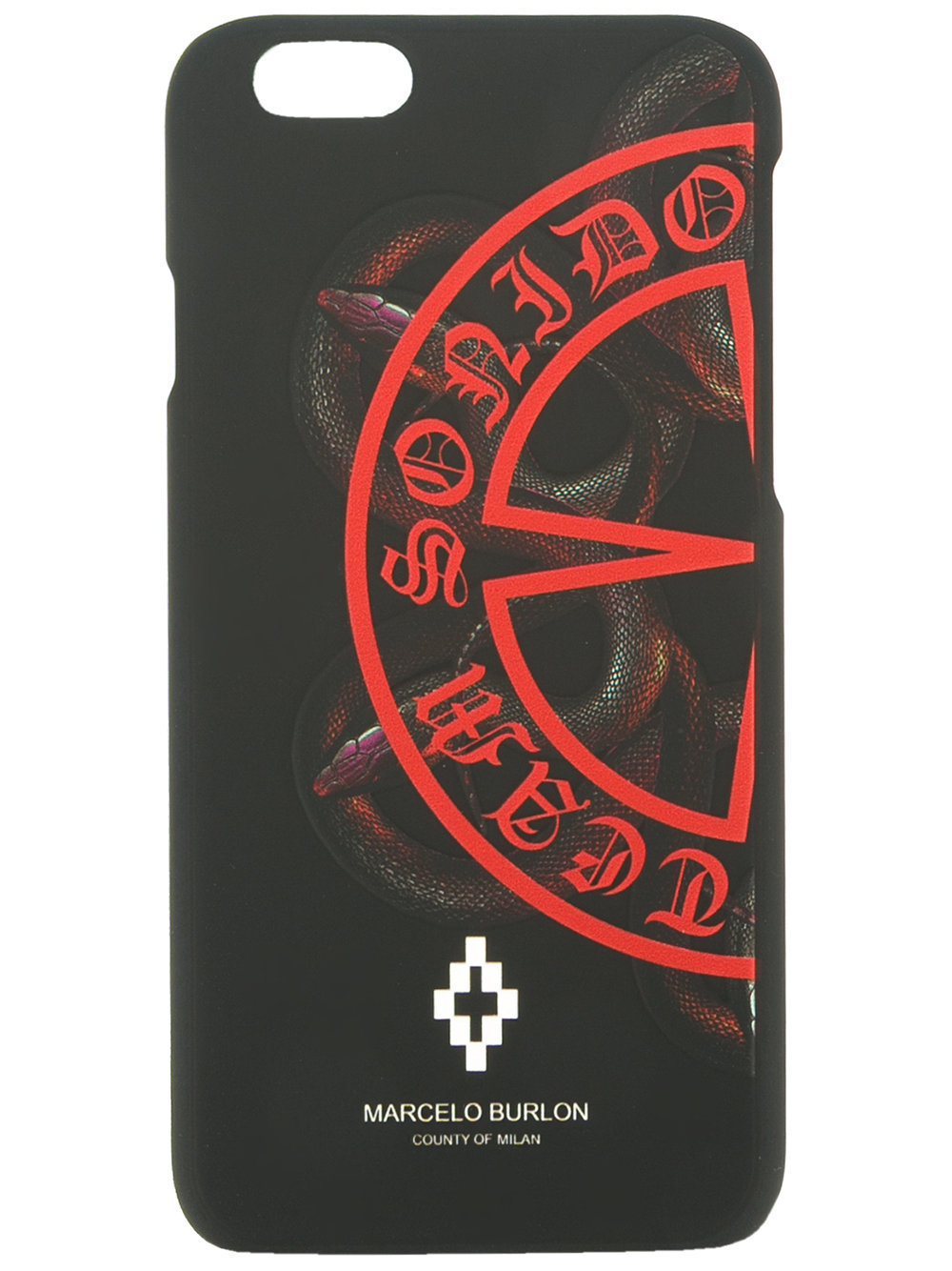 【関税送料込】MARCELO BURLON  Roberto iPhone 6 カバー