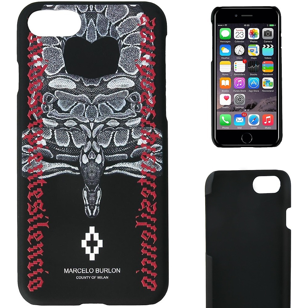 【関税送料込】MARCELO BURLON  Miguel iPhone 7 カバー