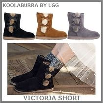 Koolaburra by UGG【 リボンが可愛い☆VICTORIA SHORT】