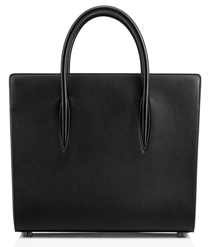 安心の関送込★Paloma Large Tote Bag Black