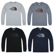 THE NORTH FACE 新作日本未発売 M L/S HALF DOME TEE NT7TI54