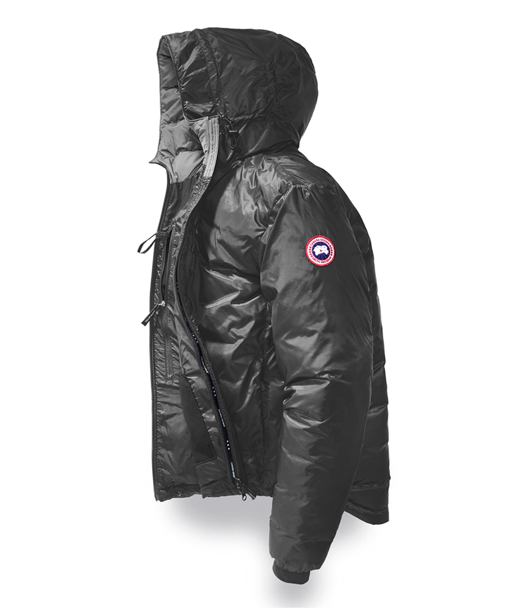 【17AW NEW】 CANADA GOOSE_men / ロッジフーディー GRY