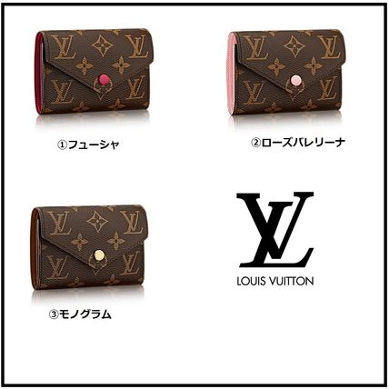 【Louis Vuitton】ポルトフィユヴィクトリーヌ/ 2つ折財布