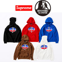 4 week FW17 (シュプリーム) X Hysteric Glamour Hooded