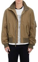 RE-EDITION Cotton Flannel Bomber Jacket 復刻ボマージャケット