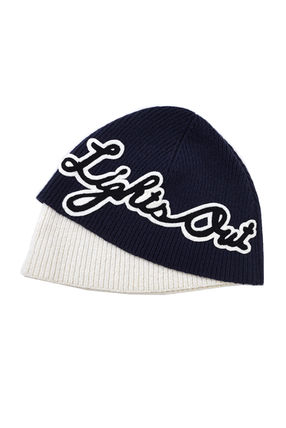 50%OFF 関/送込 3.1 Phillip Lim Lights Out ハット Navy 大人気