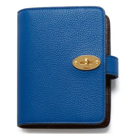 Mulberry 手帳 英国発☆Mulberry☆ Postman's Pocket Book ポケット手帳(8)