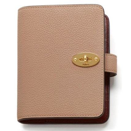 Mulberry 手帳 英国発☆Mulberry☆ Postman's Pocket Book ポケット手帳(10)