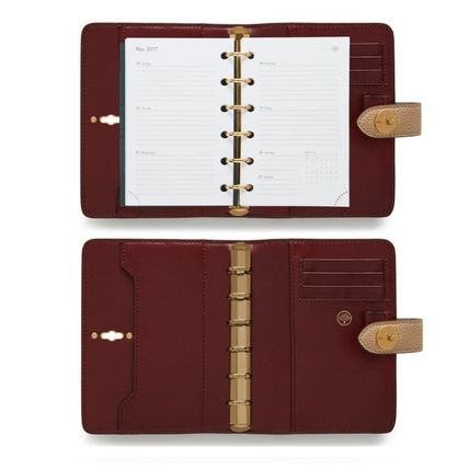 Mulberry 手帳 英国発☆Mulberry☆ Postman's Pocket Book ポケット手帳(11)