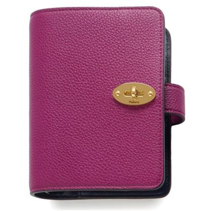 Mulberry 手帳 英国発☆Mulberry☆ Postman's Pocket Book ポケット手帳(12)