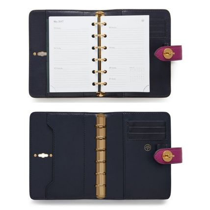 Mulberry 手帳 英国発☆Mulberry☆ Postman's Pocket Book ポケット手帳(13)