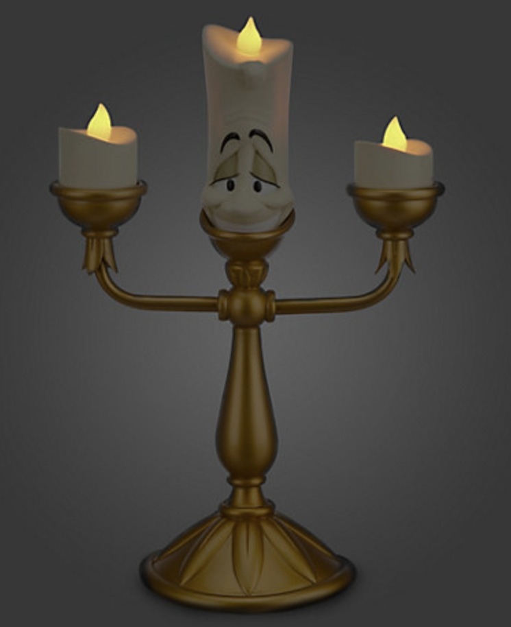 Lumiere Light-Up Figure / Beauty and the Beast