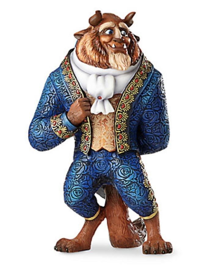 Beast Couture de Force Figurine - Beauty and the Beast