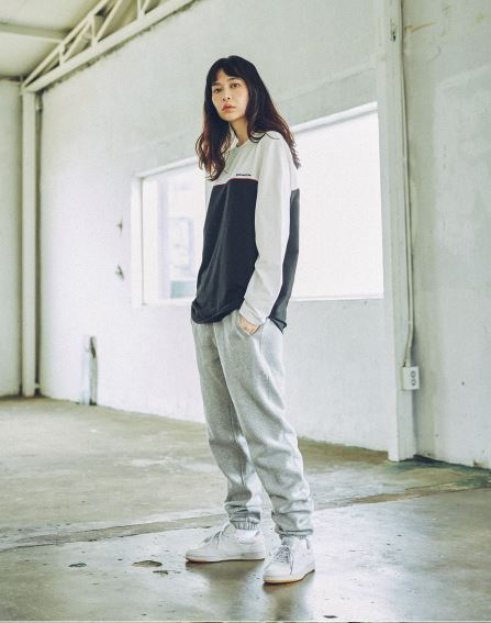 GROOVE RHYMEの2017 REGULAR FIT JOGGER TRAINING PANTS 全3色