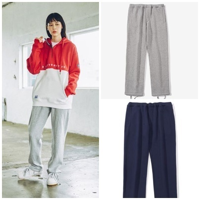 GROOVE RHYMEの2017 STRING JOGGER TRAINING PANTS 全2色