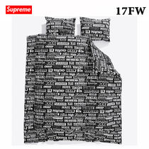 激レア! Supreme HYSTERIC GLAMOUR Text Duvet & Pillow Set