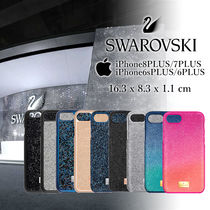 VIP価格【SWAROVSKI】 iPhone8PLUS/7PLUS/6sPLUS/6PLUSケース