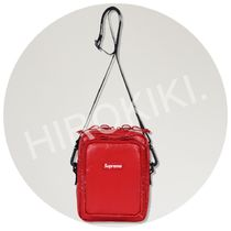 【17AW】Supreme Shoulder Bag ショルダーバッグ Red 赤