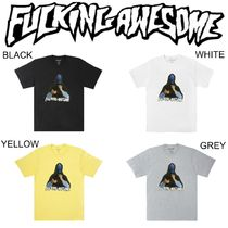 Fucking Awesome(ファッキング オウサム) Tシャツ・カットソー 【Fucking Awesome】☆17FW☆Blue Veil Tee