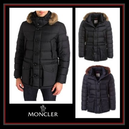 17AW大人気!完売間近★MONCLER ★CLUNYダウンパーカ 3カラー
