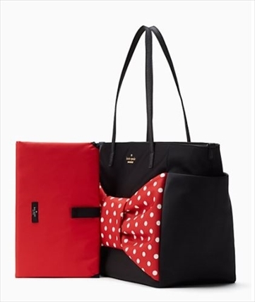 ★ケイトスペード★minnie mouse betheny baby bag