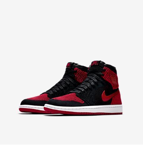キッズ & レディース Nike JORDAN RETRO 1 HIGH FLYKNIT *GS*