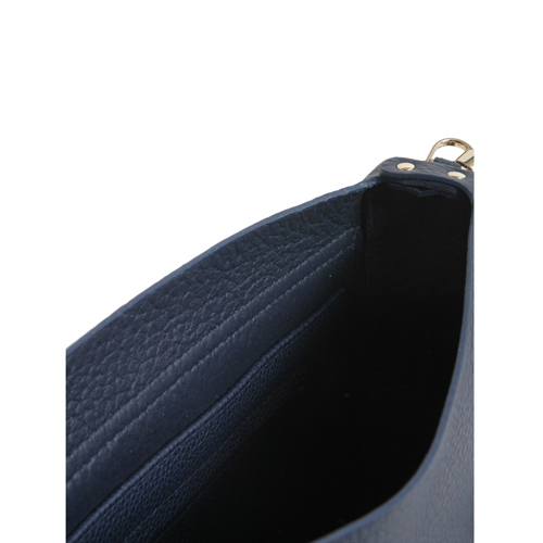 SALE【FURLA】CLUB Medium SADDLE ショルダーバッグ BLUE
