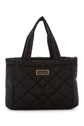 SALE追跡国内発送Marc JACOBS CROSBY Quilted Nylon Small Tote