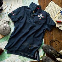 【Ralph Lauren】限定品The Elk Ridge Polo Shirt LTD No.2 即発