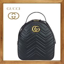 ★★★GUCCI《グッチ》GG MARMONT BACKPACK 送料込み★★★