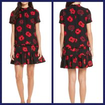 関税込★Kate Spade★ruffle poppy shift dress ☆セール