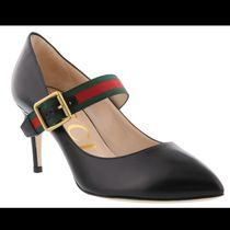 ★★★GUCCI《グッチ》SYLVIE DECOLLETE PUMPS  送料込み★★★