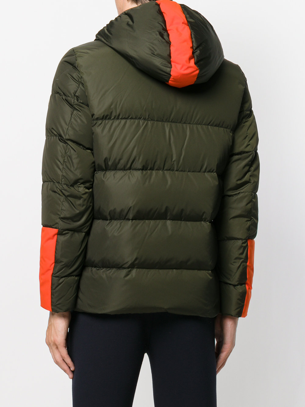 MONCLER 17AW 新作 大人格好良いデザインで注目の的!ミリタリー