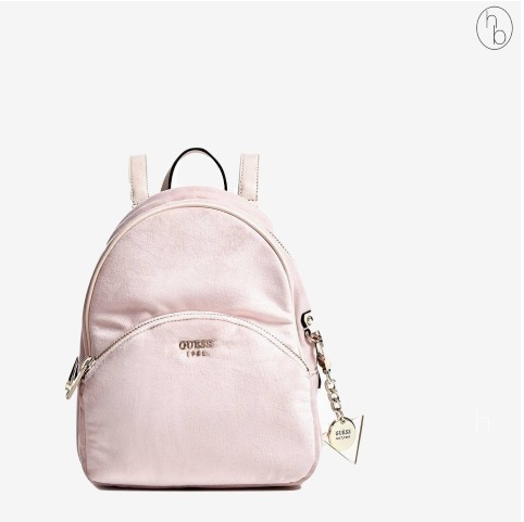【送料込】大人気★GUESS ゲス BRADYN VELVET NINI BACKPACK