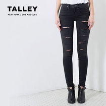 TALLEY ジーンズ デニム 01 001 0046 MID RISE SKINNY MARLEY