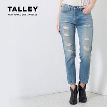 TALLEY ジーンズ デニム 01 003 0005 LONG RISE ANTI FIT KINNEY
