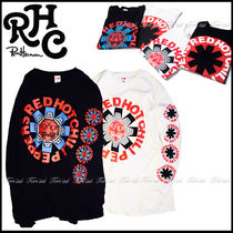 RHCロンハーマン × Red Hot Chili Peppers★ロゴ入り長袖Tee