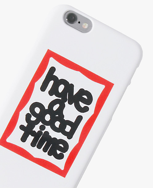 ◆ HAVE A GOOD TIME◆ Rocket-pink iphone case 6/7/s/plus