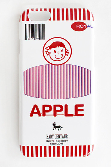 ◆BABYCENTAUR◆ IPHONE 6/7 CASE - APPLE [PINK]
