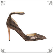 Jimmy Choo☆DAKOTA 70☆パンプス☆Steel