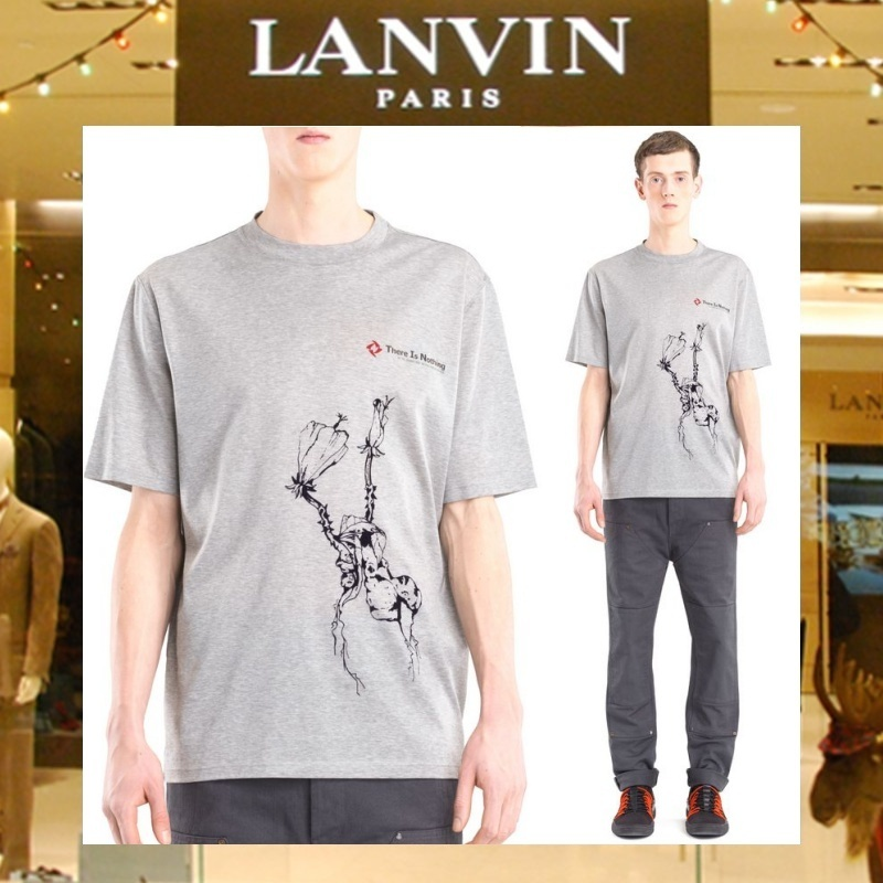 "【17AW NEW】 LANVIN_men /""GINGER"" Tシャツ"