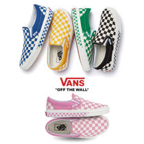 VANS☆SMU_Slip-On_(Nextor)Checker☆