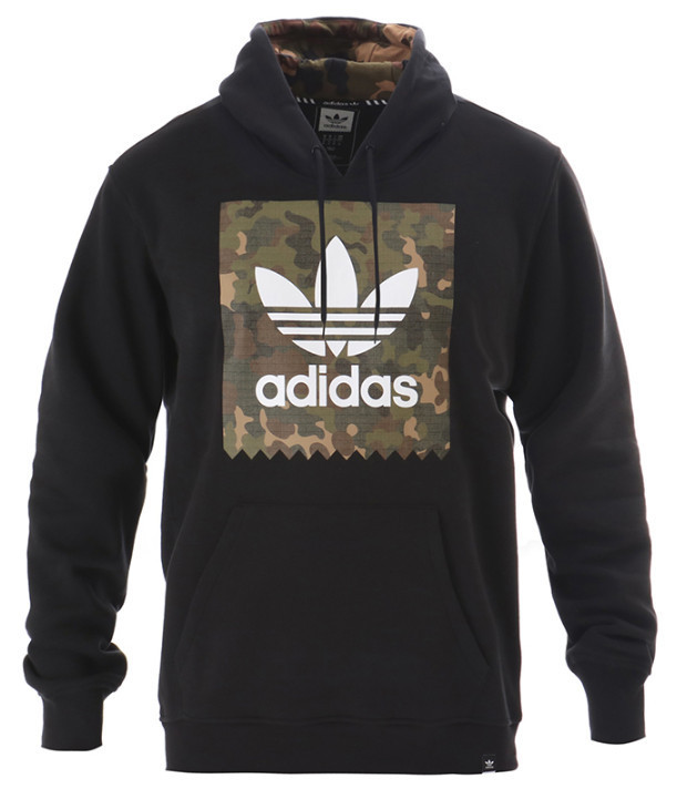 ☆adidas☆_Trefoil Camouflage Hoodie [SIZE:S~XL]