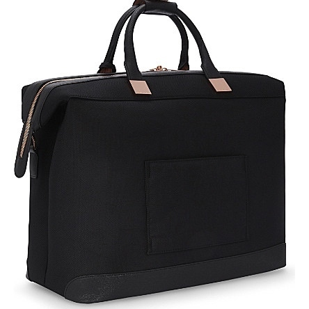 【TED BAKER】Albany nylon holdall  バッグ☆40L機内持ち込み可