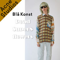 Acne*Road Super8 flowersクラシックシャツ