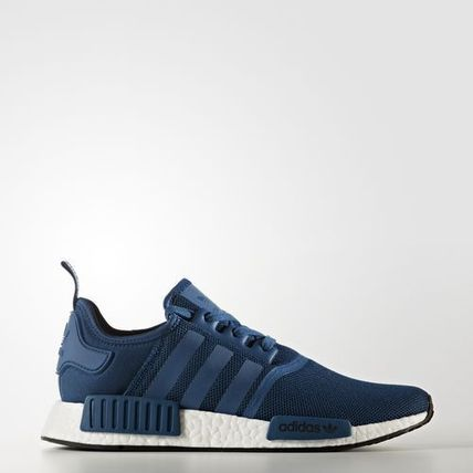 FW17 ADIDAS NMD R1 BLUE NIGHT NAVY MEN'S US5-14 送料無料