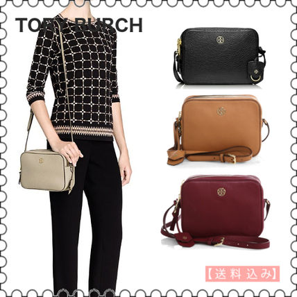 【Tory Burch】ROBINSON DOUBLE ZIP クロスボディー★(正規)